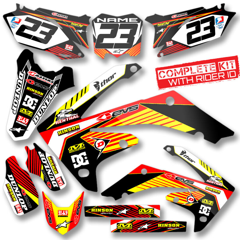 2010 2011 2012 2013 honda crf 250r graphics kit crf250r 250 r deco moto decals ebay