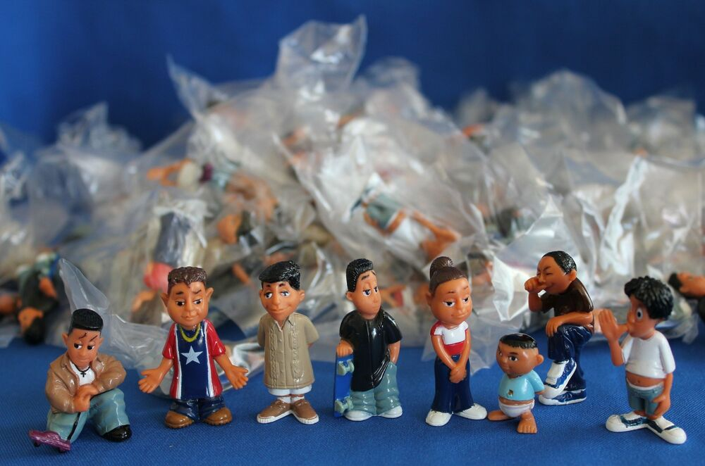 hey homies - 100 mijos KIDS series #3 - figures vending ...