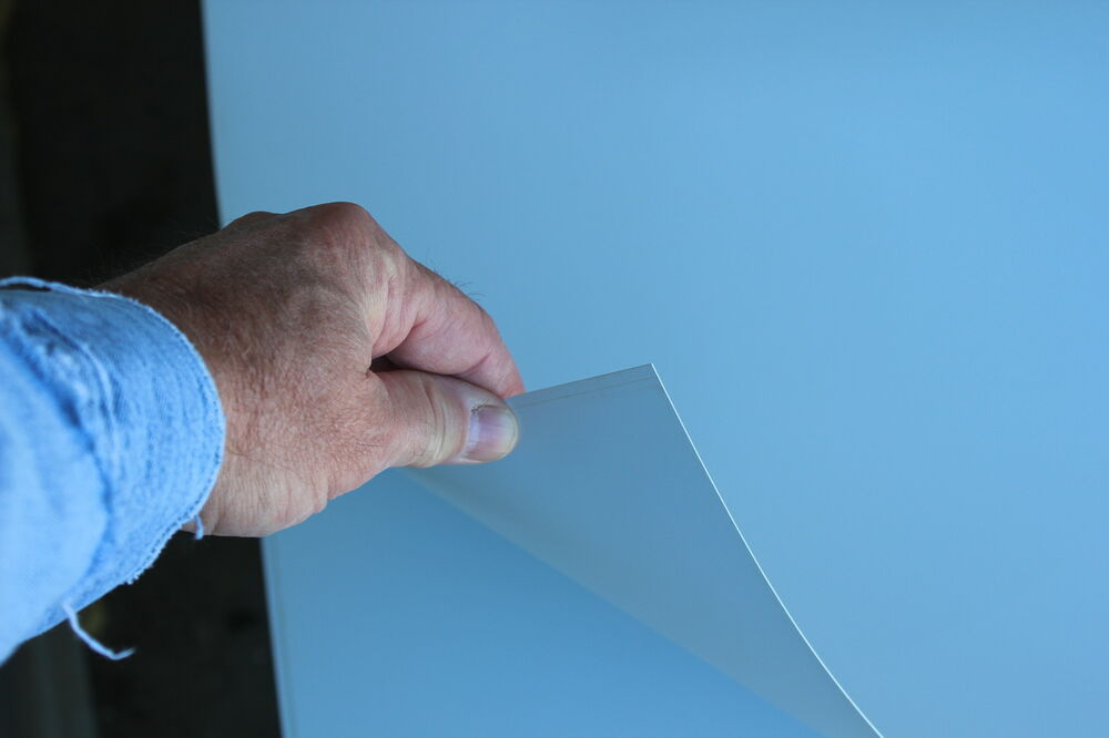 020 Quot Thick White Polystyrene Plastic Sheet 12 Quot X 48