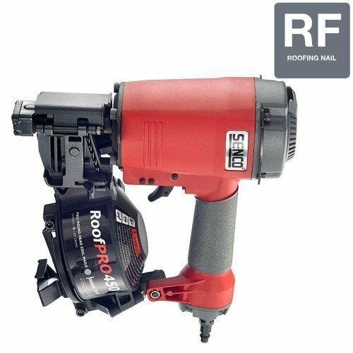 Senco Roof Pro 450 Roofing Nailer Coil Nail Gun New