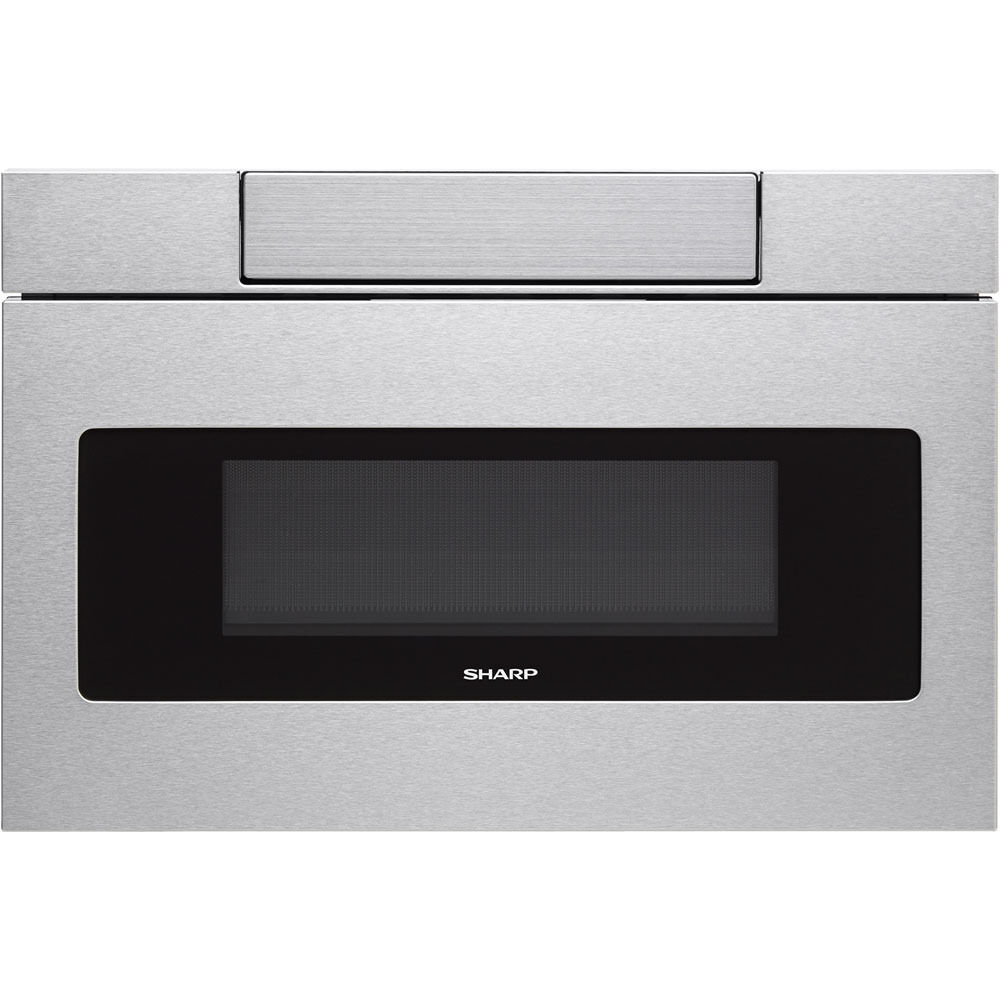Sharp Insight 24 Stainless Flat Panel Microwave Drawer