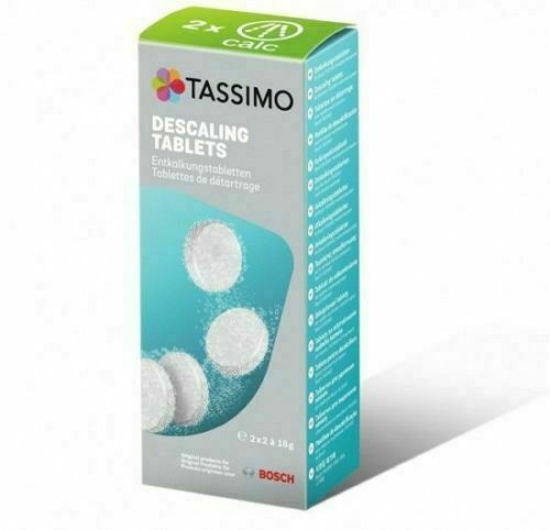 Descaling Gevalia Coffee Maker : Bosch Tassimo Descaling Coffee Maker Coffee Machine Espresso Cleanerx4 Tablets eBay