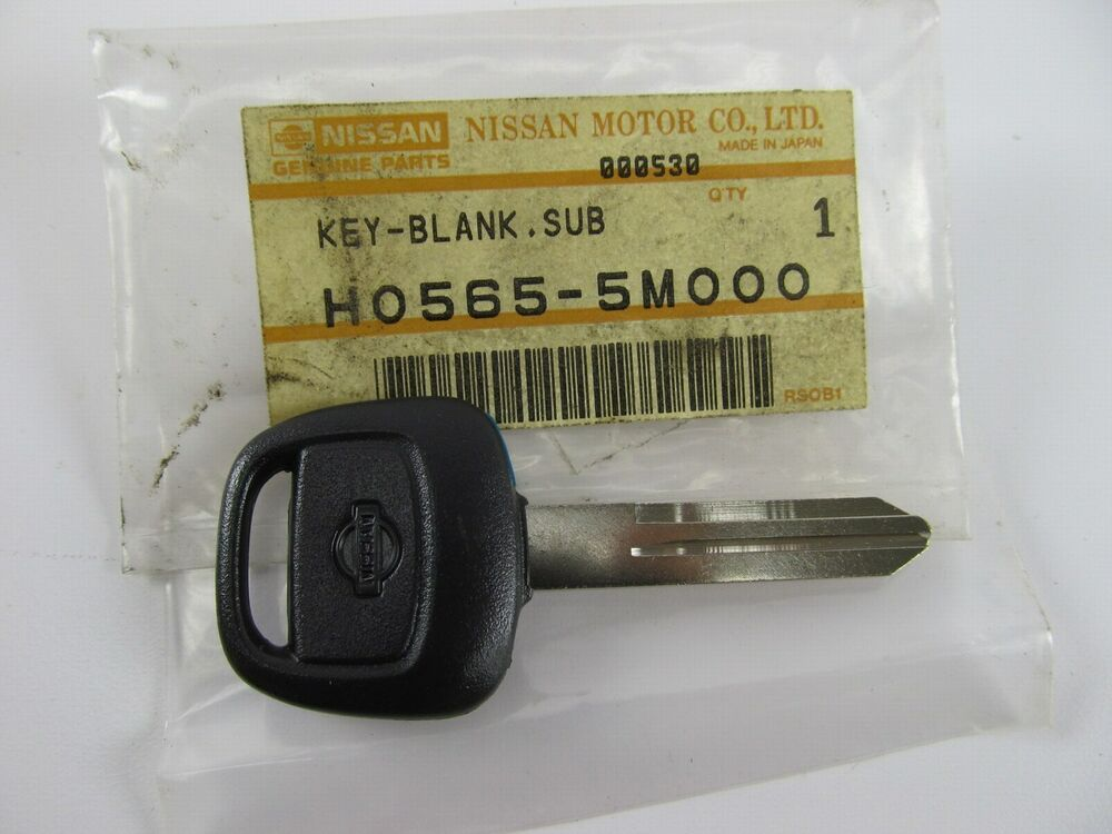 OEM Non-Transponder Valet Sub Key H0565-5M000 For Nissan ...