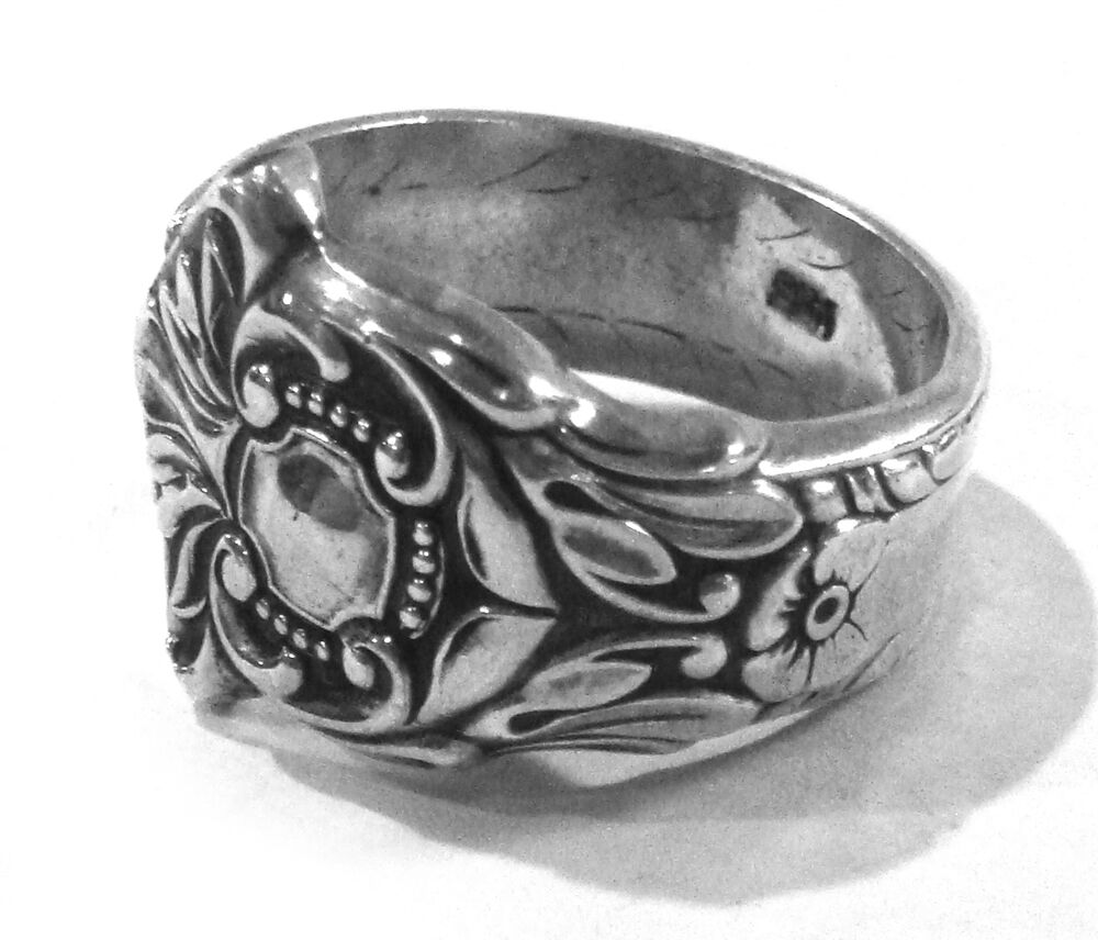 taxco mexico 925 sterling silver vintage ring handcrafted