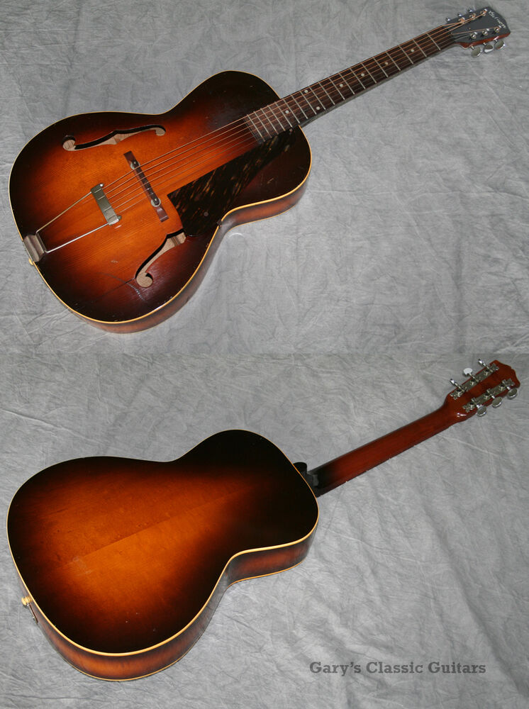 1940 gibson l 30 vintage acoustic archtop guitar gat0167 ebay. Black Bedroom Furniture Sets. Home Design Ideas