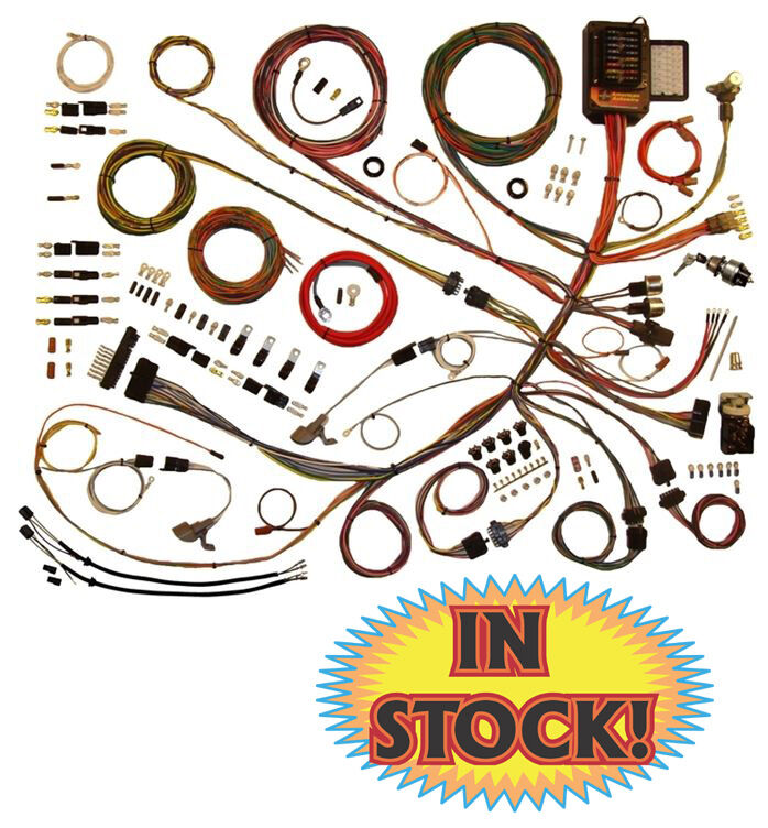 1954 Ford Tractor Wiring Diagram: 1953-56 Ford F100 Pickup Classic Update Wiring Harness