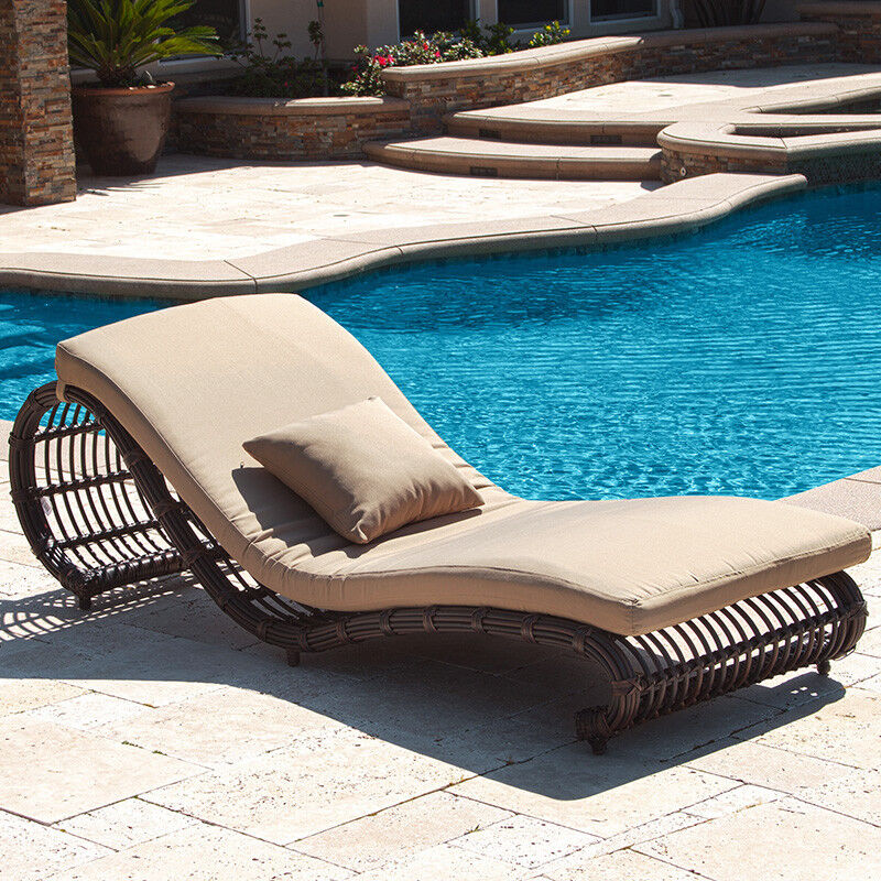 Pool Patio Chaise