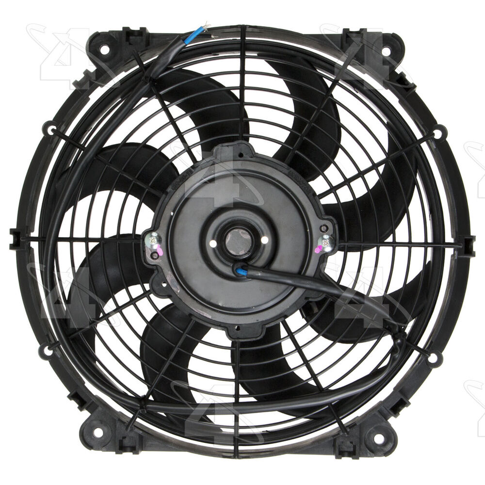 First Electric Fan : Engine cooling fan electric kit hayden ebay
