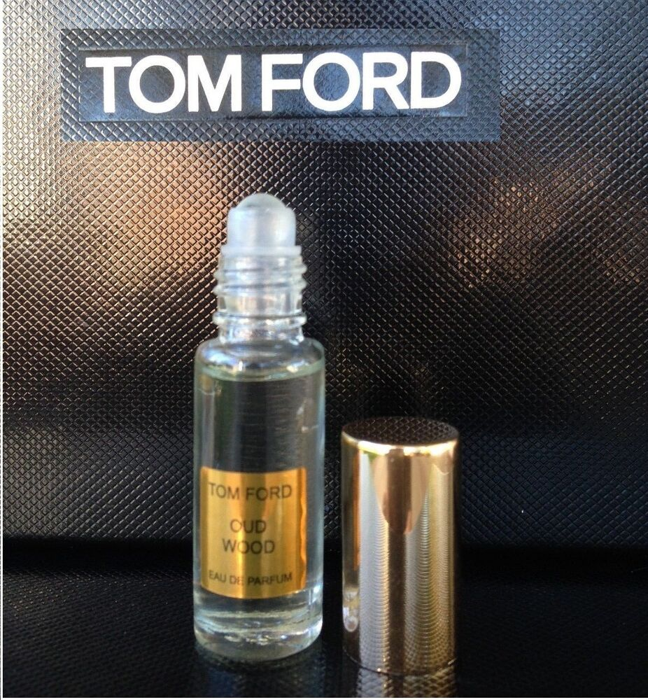 tom ford oud wood 5ml roll on edp ebay. Black Bedroom Furniture Sets. Home Design Ideas
