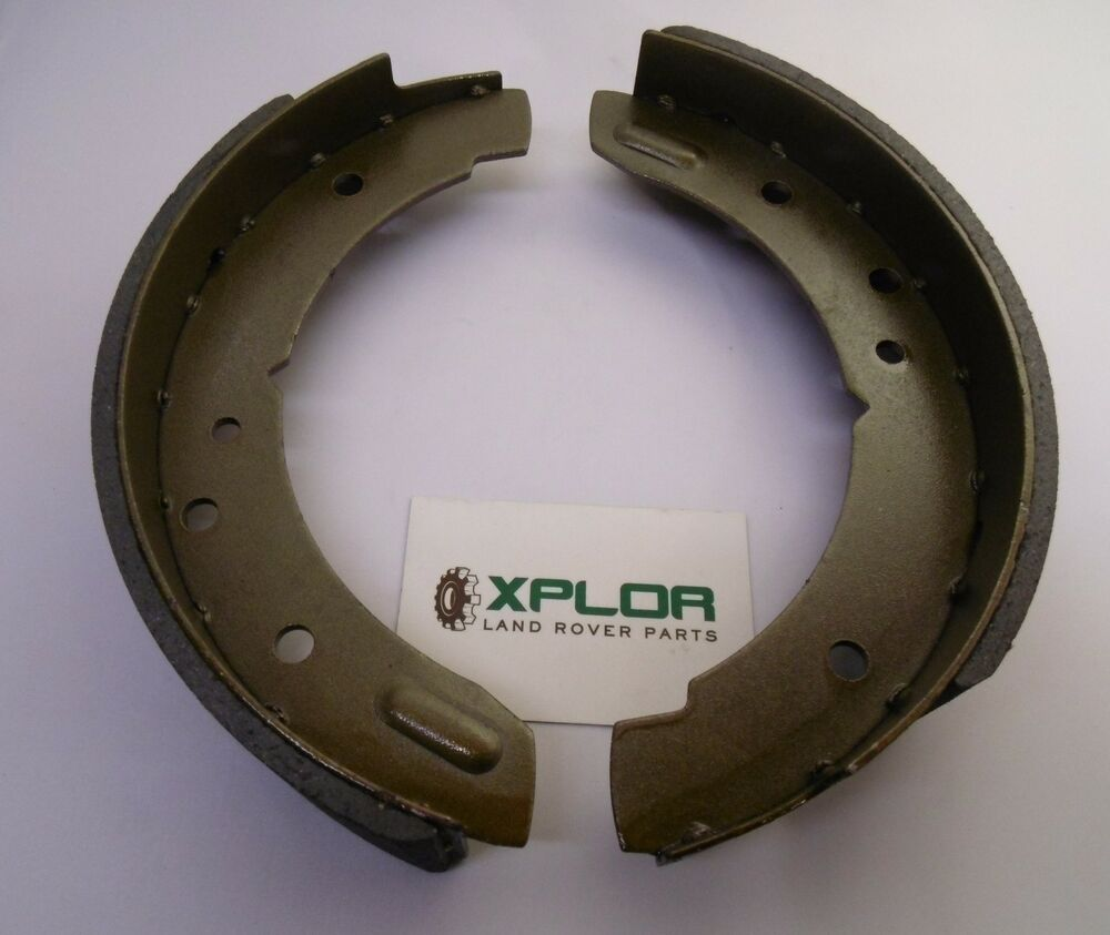 LAND ROVER SERIES 2 And 3 TRANSMISSION HANDBRAKE SHOE SET