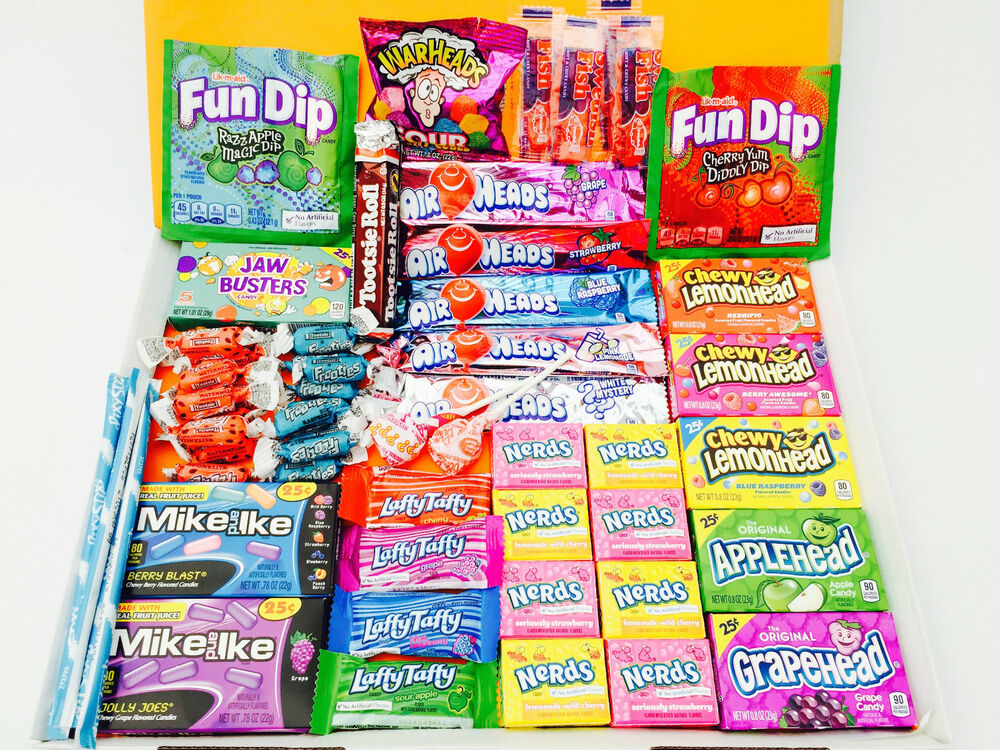 Chocolate Gift Boxes Usa : American sweets gift box usa candy hamper items