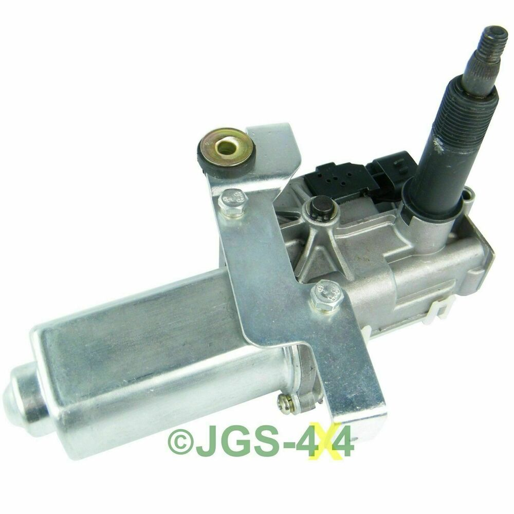 Land Rover Defender Rear Window Wiper Motor Assembly