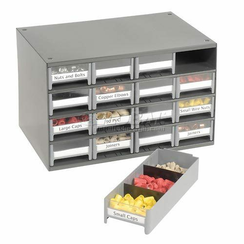 Akro Mils Steel Small Parts Storage Cabinet 19416 17 Quot W X