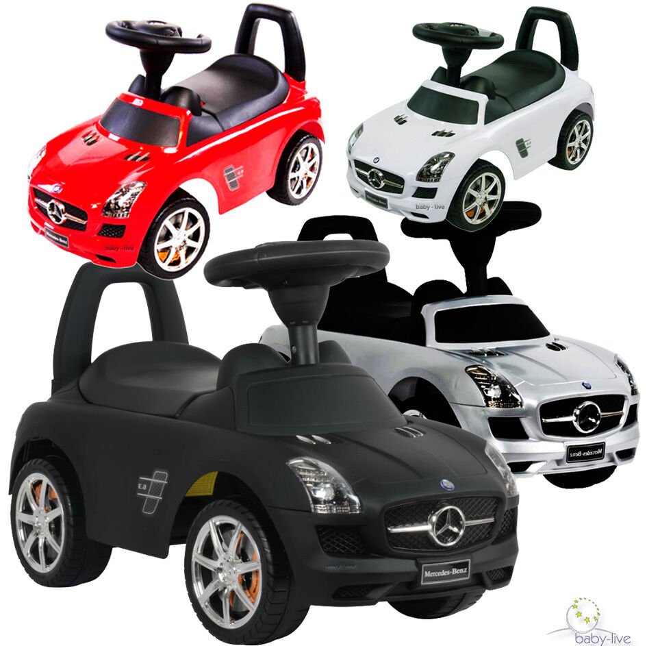 bobby car mercedes rutscher rutsch fahrzeug kinder auto. Black Bedroom Furniture Sets. Home Design Ideas