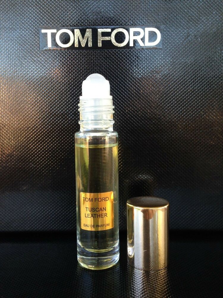 tom ford private blend tuscan leather 10 ml roll on ebay. Black Bedroom Furniture Sets. Home Design Ideas