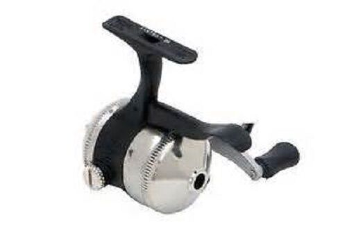 Zebco 11t micro triggerspin fishing reel 11mtsb crappie for Micro fishing reel