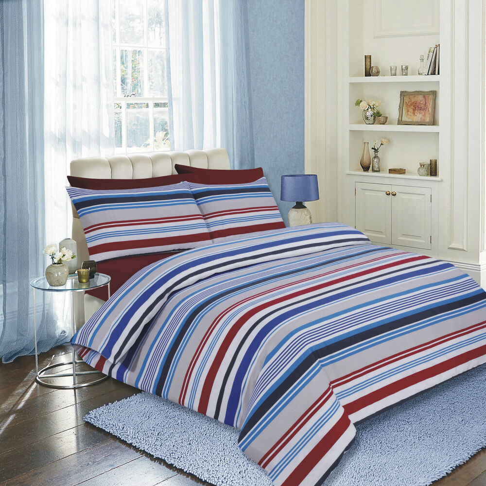 Duvet Cover With Pillowcase Quilt Cover Bedding Set