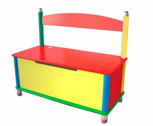 Bookshelf Storage Chest Kids Toy Box Plastic Play Room: Pencil Toy Chest Or Wooden Storage Bench, Cute! Bin Box
