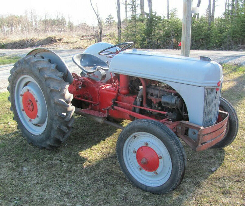Ford 5000 Tractor Additionally 8n Ford Tractor Wiring Diagram Likewise