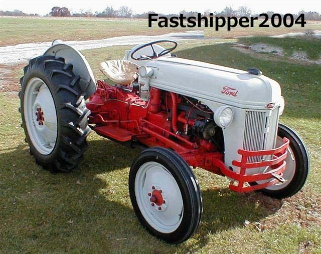 Ford Tractors 9N, 2N, 8N Shop Service Repair Manual CD 9 N ...