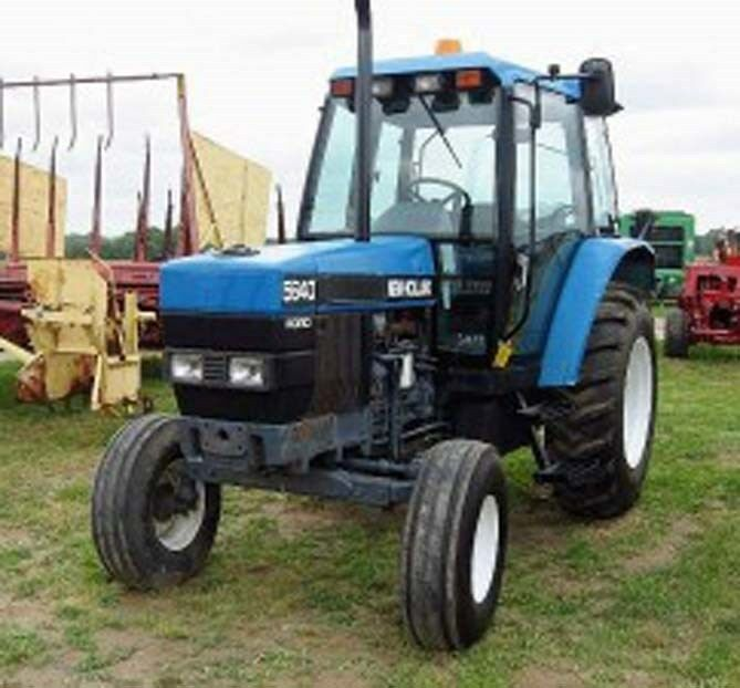Ford 5640 Tractor Parts : Ford new holland  shop