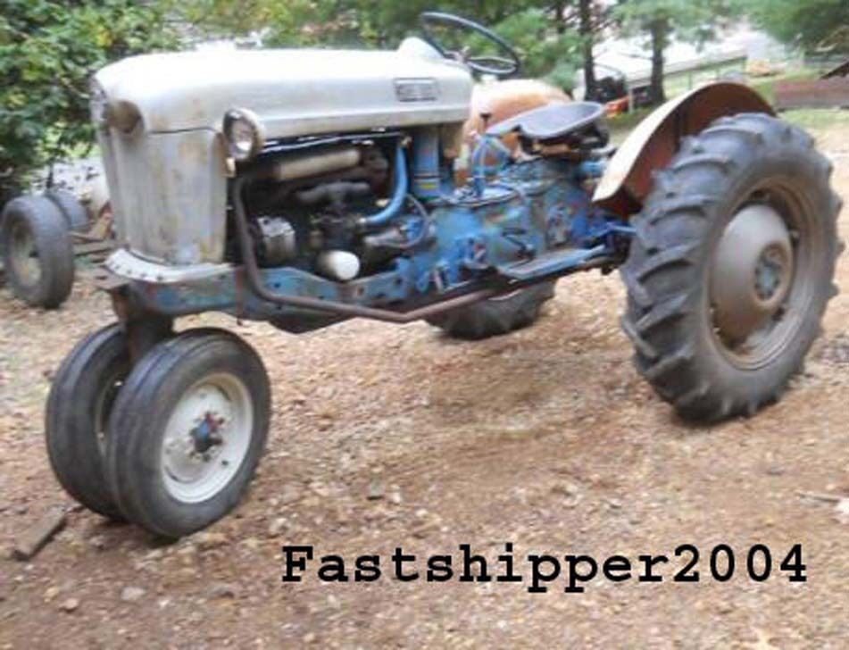 Ford 900 Tractor Parts : Ford tractors