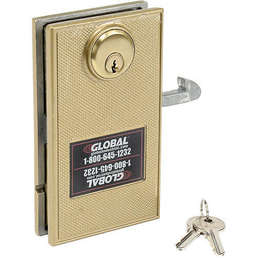 Mortise door lock with 2 keys for sliding doors ebay for 1 2 lock the door