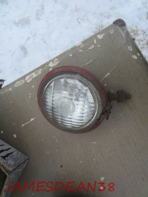 Guide Tractor Lights : Unknown quot lamp light tractor car hot rod rat