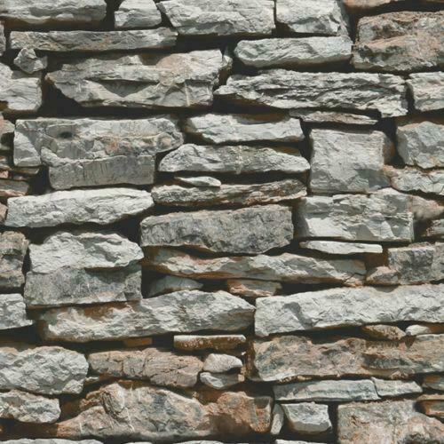 Cornish Stone Effect Wallpaper From B Q: Arthouse Moroccan Wallpaper 623000 Old Rustic Brick Stone