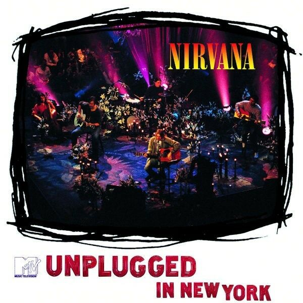 NIRVANA 'MTV UNPLUGGED IN NEW YORK' CD NEW+ 720642472729 ...