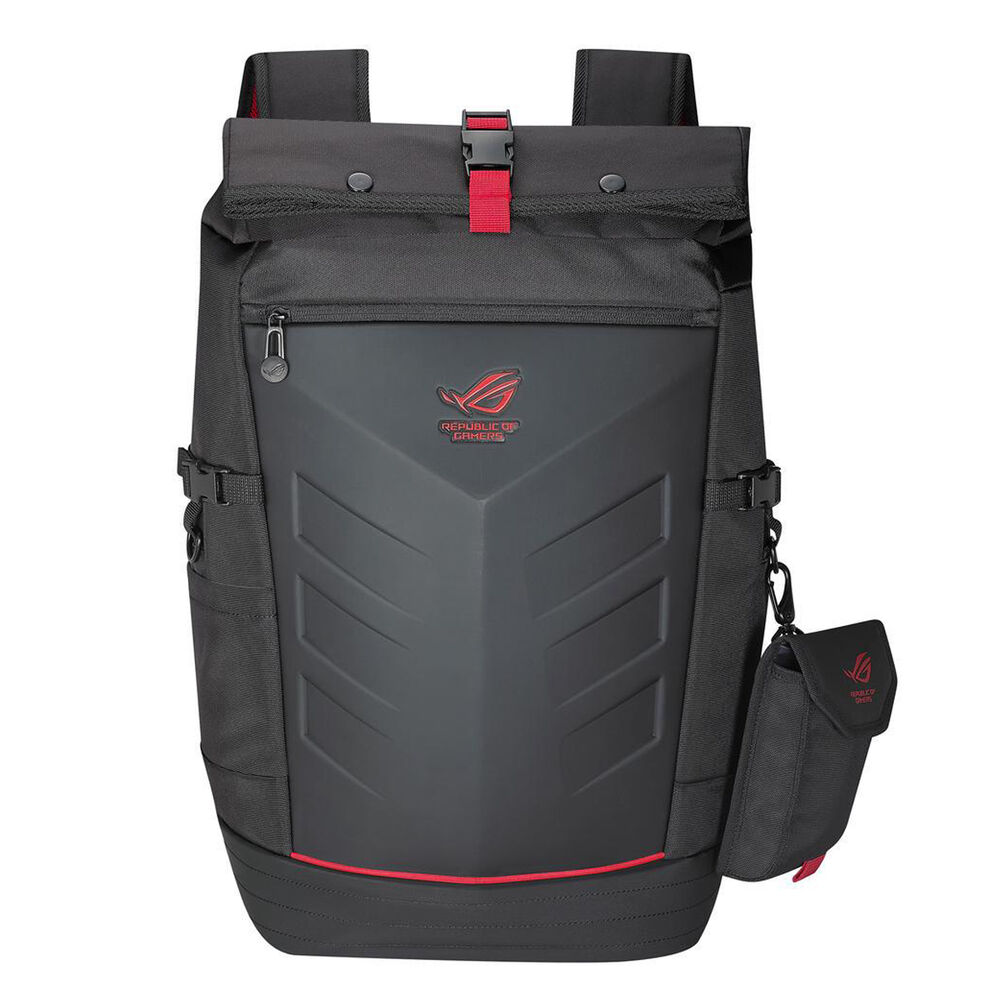 asus rog ranger rucksack gaming bis 44cm 17 zoll schwarz. Black Bedroom Furniture Sets. Home Design Ideas