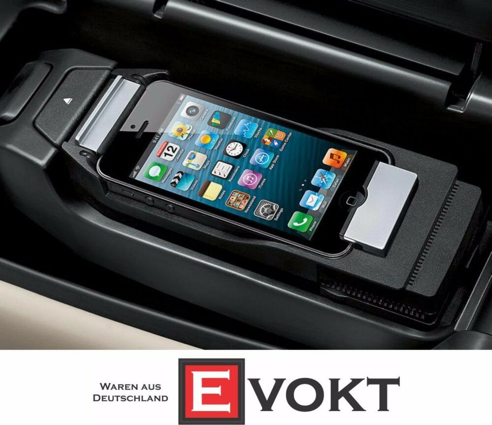 iphone docking station bmw 3 series f34 f30 f31 snap in adapter connect 11805