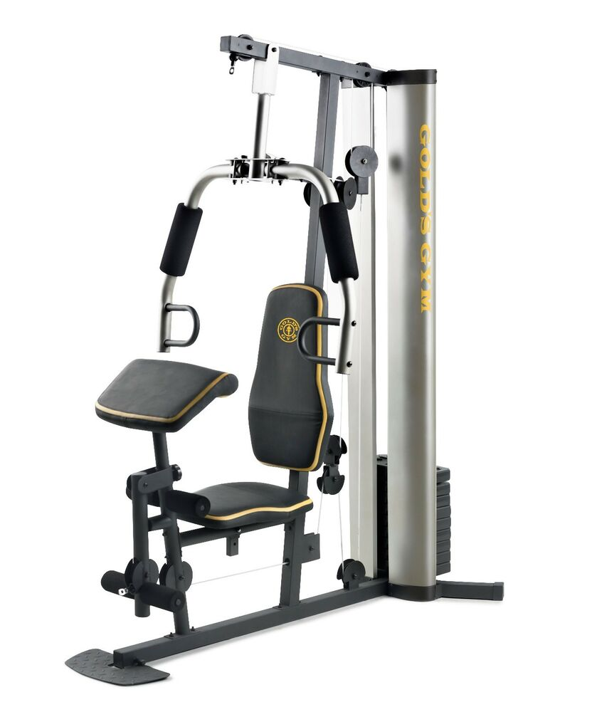Gold s gym xr home system ggsy ebay