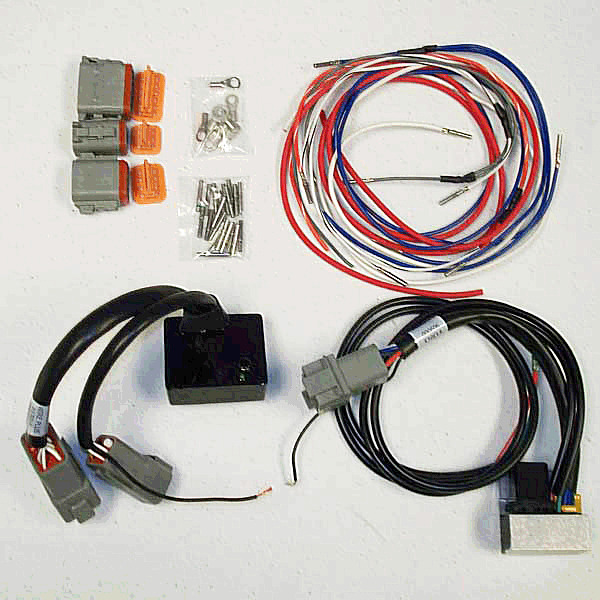 Wp big dog up ehc kit wire plus complete