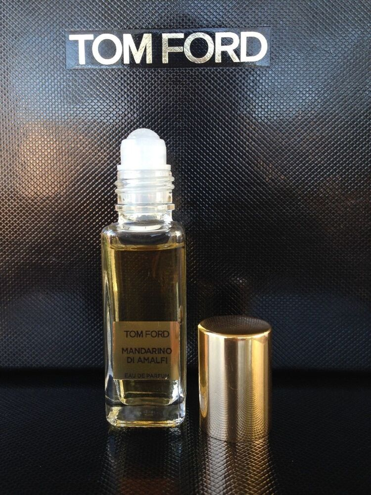 tom ford mandarino di amalfi 12ml roll on edp ebay. Black Bedroom Furniture Sets. Home Design Ideas