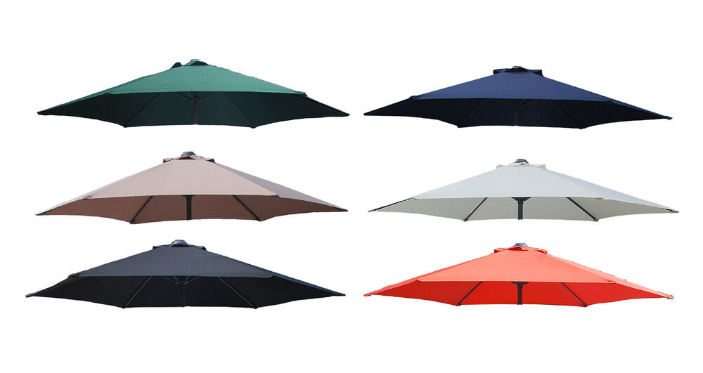 how to clean umbrella fabric