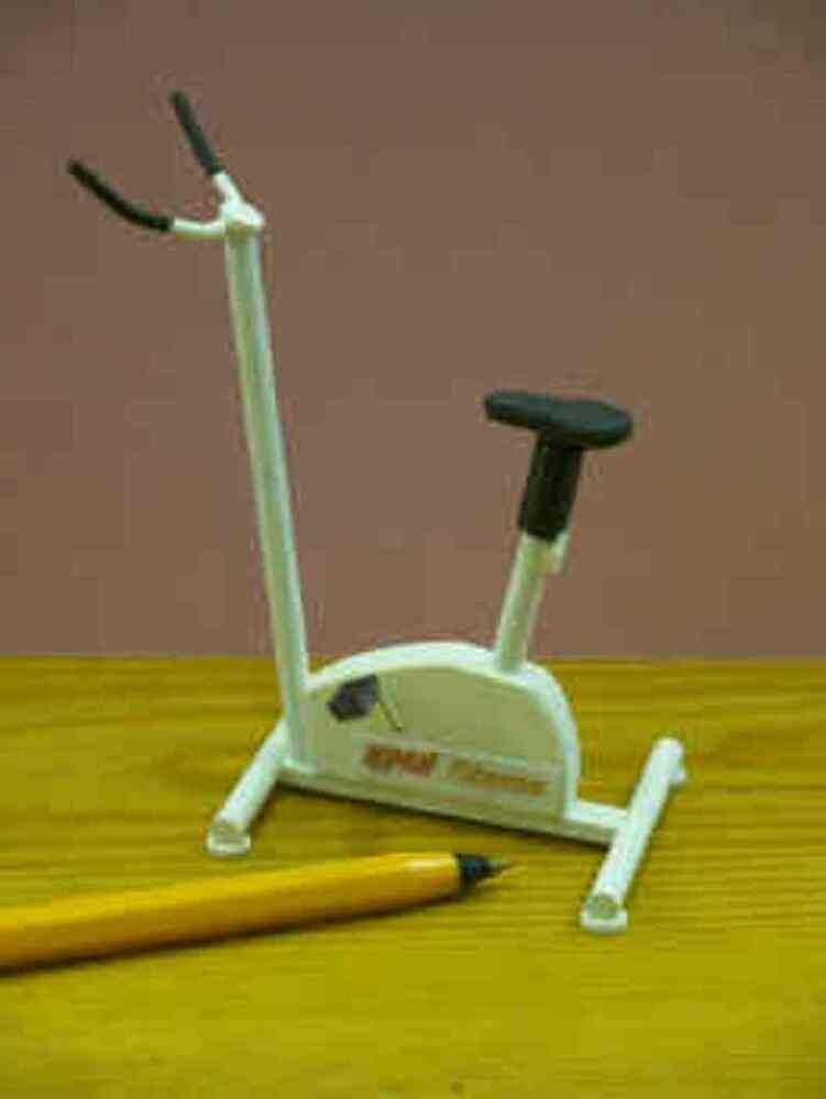 Dolls House Miniature 1/12th Scale Gym Equipment - Various ...