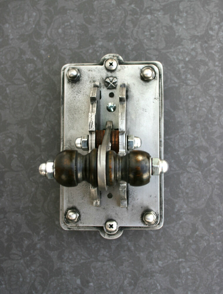 Industrial Laboratory Light Switch Cover Single Toggle ...
