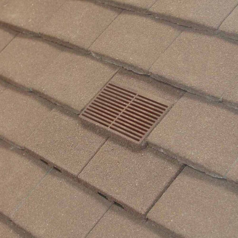 Manthorpe Gtvptv Roof Tile Vent For Concrete Amp Clay Plain