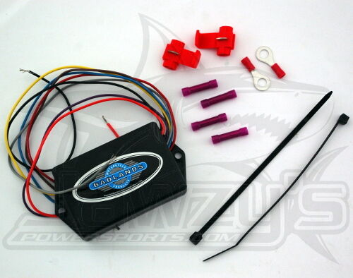 badlands turn signal module instructions