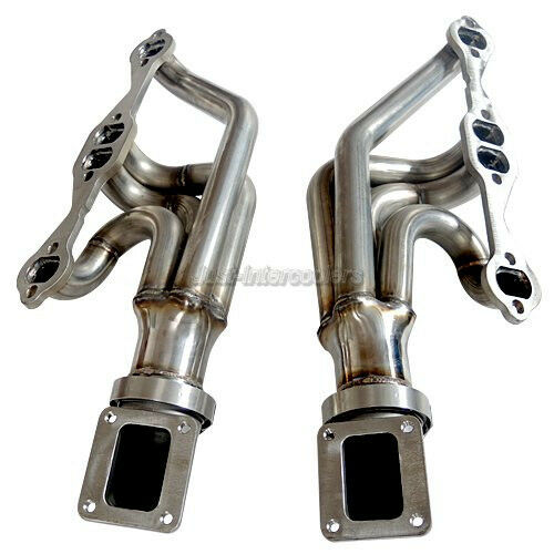 CX Header + Turbo Elbow For 82-92 Chevrolet Camaro Small