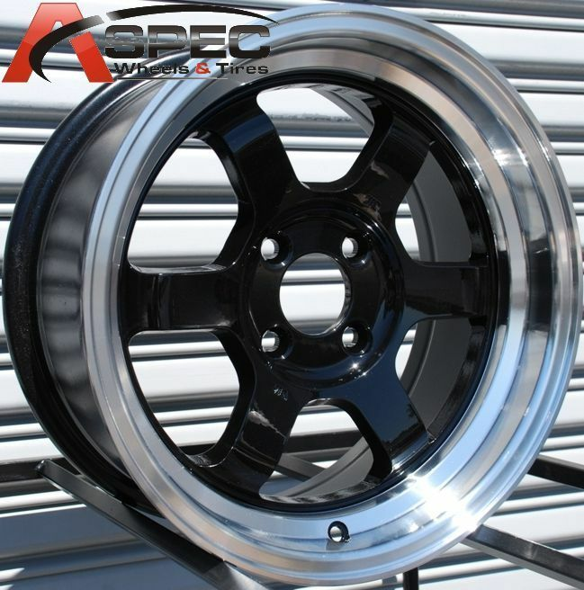 Bmw Xb: 15X7 ROTA GRID-V WHEELS 4X100 RIM 20MM FITS MIATA XB BMW
