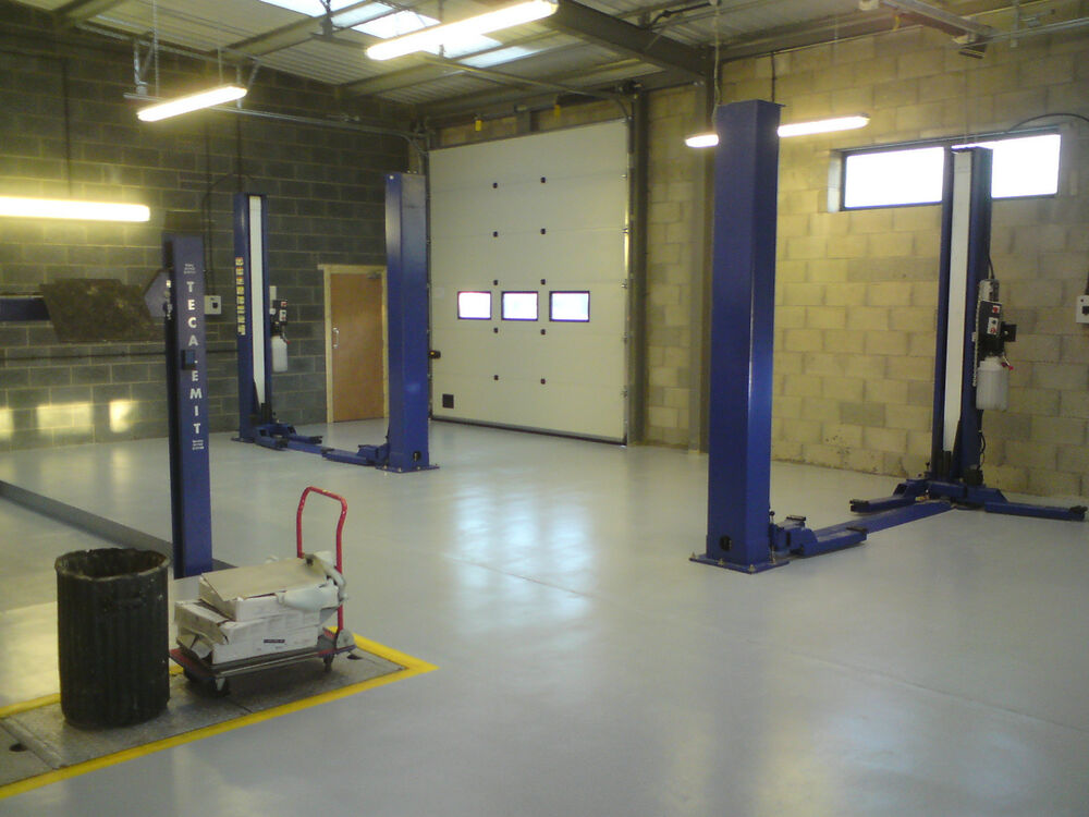 Garage Floor Paint Toolstation