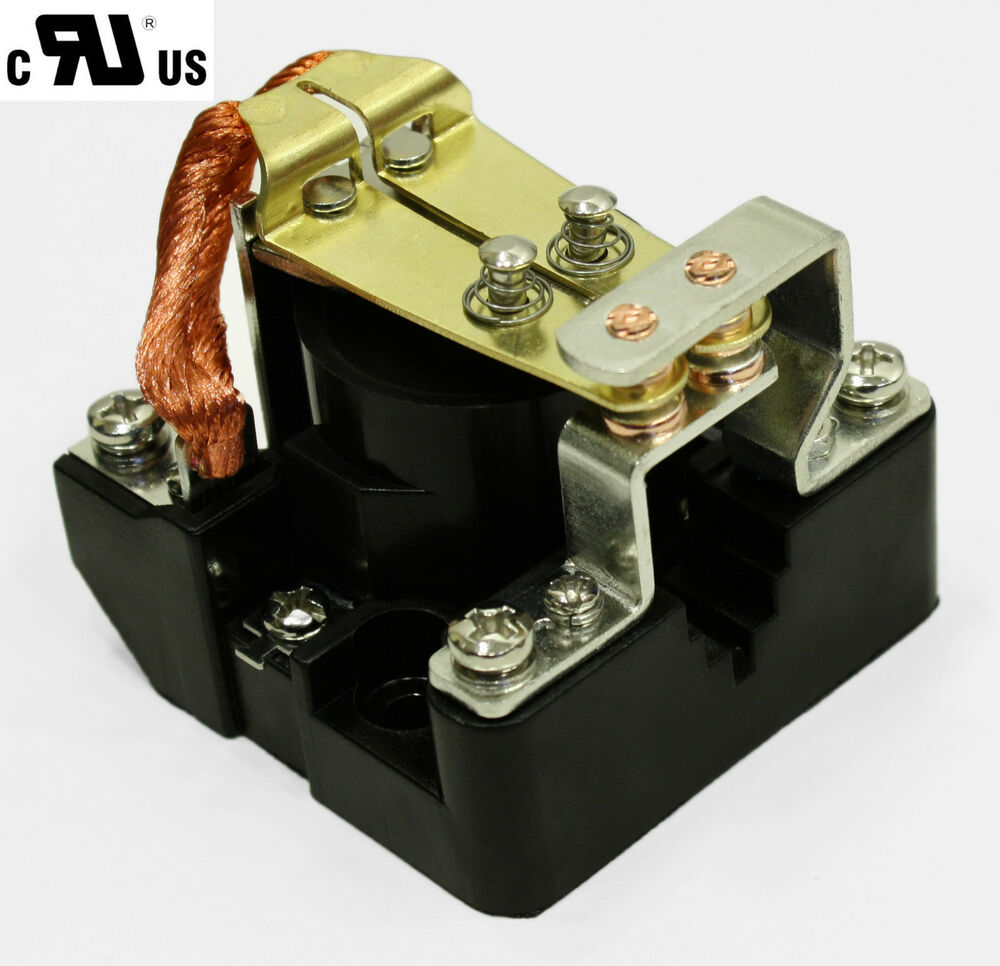 12v Relay To Switch 240v