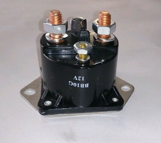 New Starter   Power       Trim    Solenoid for Mercury Outboards 67