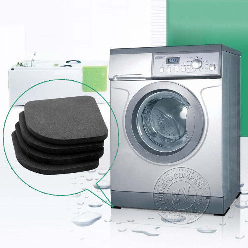 New 4pcs Washing Machine Shock Pads Anti Vibration Feet