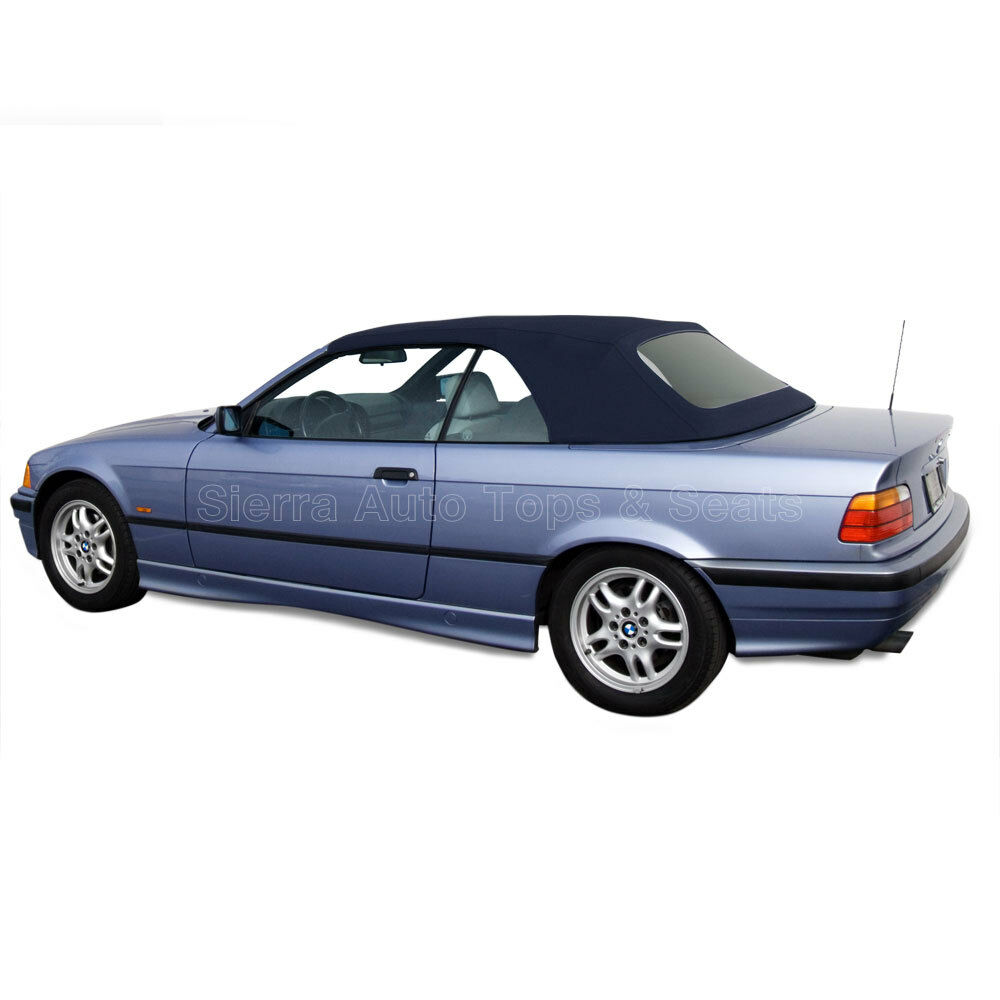 BMW 3-Series Convertible Top 94-99, Blue Stayfast Cloth