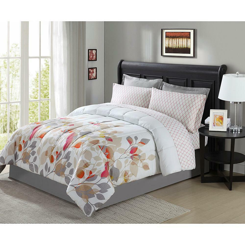 Gray Twin Bed Comforter