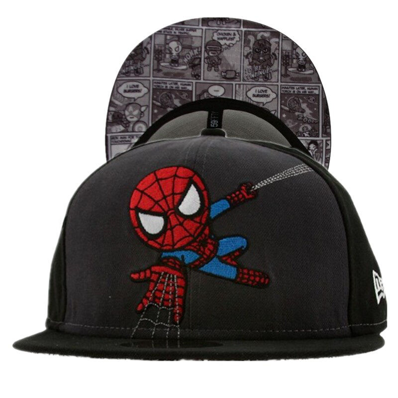 81f12600c16 Details about NEW ERA 59fifty SPIDERMAN - TOKIDOKI - SNAPBACK BASEBALL CAP