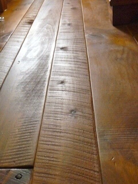 Poplar Blend Antique Reclaimed Hardwood Flooring Solid